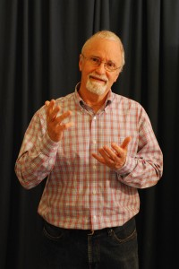 Richard Sarell is an experienced director who has a unique view of the acting process