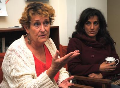 Casting Director Lynne Ruthven