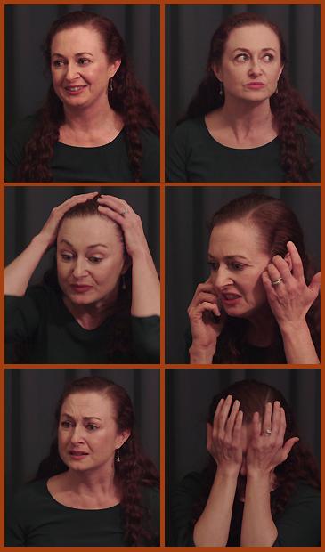 Actor Bernadette Gollan