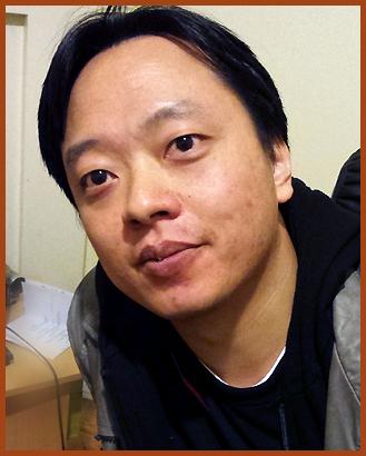 Actor Han Tran